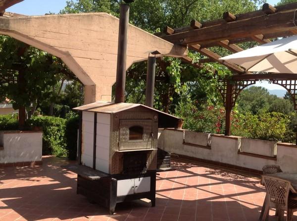 Villa in vendita a Rignano Flaminio, Via Di Vallelunga, Con giardino, 485 mq - Foto 14