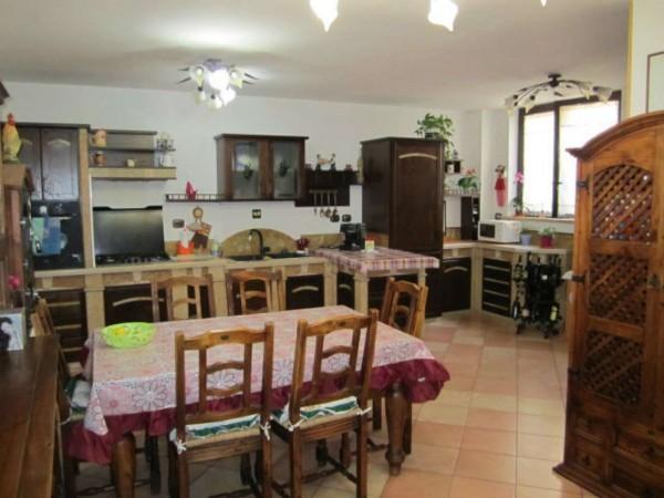 Villa in vendita a Roma, Corcolle, Con giardino, 130 mq - Foto 4