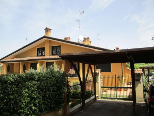 Villa in vendita a Roma, Corcolle, Con giardino, 130 mq - Foto 25