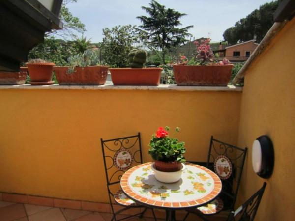 Villa in vendita a Roma, Corcolle, Con giardino, 130 mq - Foto 7