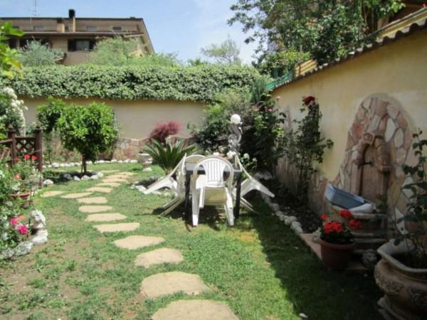 Villa in vendita a Roma, Corcolle, Con giardino, 130 mq - Foto 23
