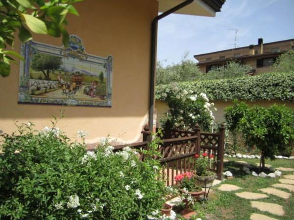 Villa in vendita a Roma, Corcolle, Con giardino, 130 mq - Foto 22