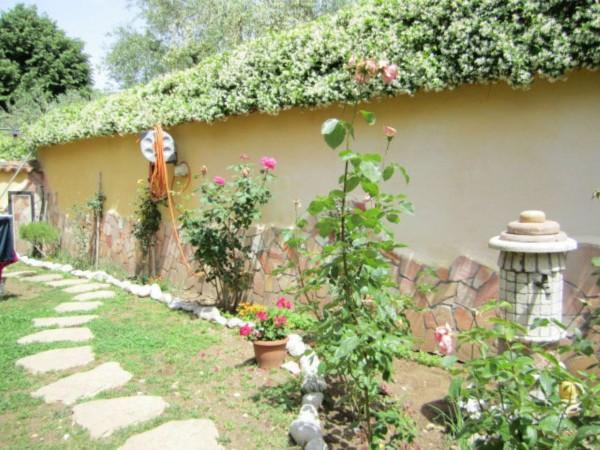 Villa in vendita a Roma, Corcolle, Con giardino, 130 mq - Foto 19