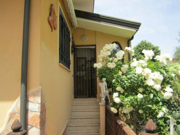 Villa in vendita a Roma, Corcolle, Con giardino, 130 mq - Foto 17
