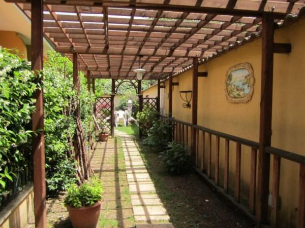 Villa in vendita a Roma, Corcolle, Con giardino, 130 mq - Foto 24