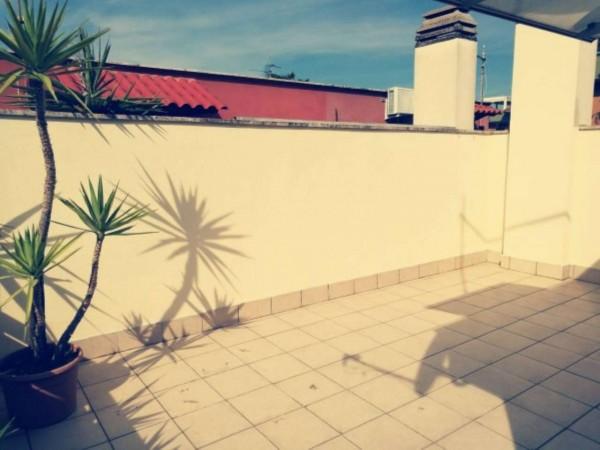 Villetta a schiera in vendita a Roma, Morena, Arredato, con giardino, 140 mq - Foto 10