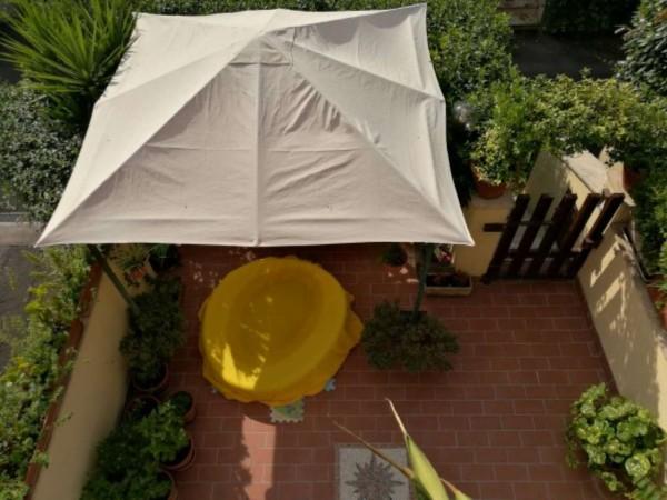 Villetta a schiera in vendita a Roma, Morena, Arredato, con giardino, 140 mq - Foto 6