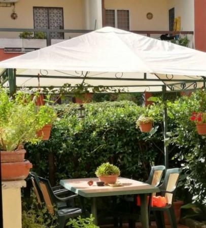 Villetta a schiera in vendita a Roma, Morena, Arredato, con giardino, 140 mq - Foto 8
