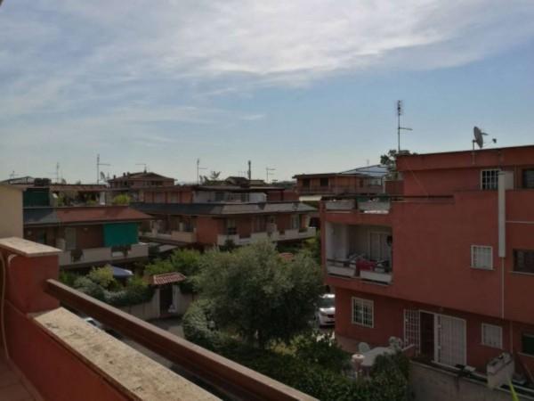 Villetta a schiera in vendita a Roma, Morena, Arredato, con giardino, 140 mq - Foto 16