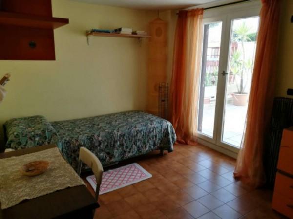 Villetta a schiera in vendita a Roma, Morena, Arredato, con giardino, 140 mq - Foto 15