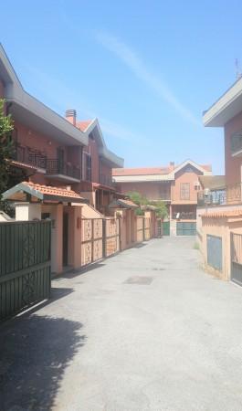 Villetta a schiera in vendita a Monte Compatri, Laghetto, 150 mq - Foto 14