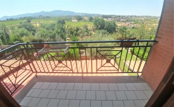 Villetta a schiera in vendita a Monte Compatri, Laghetto, 150 mq - Foto 7