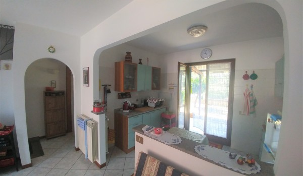 Villetta a schiera in vendita a Monte Compatri, Laghetto, 150 mq - Foto 11