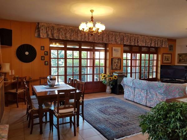 Villa in vendita a Varese, Arredato, con giardino, 530 mq - Foto 56