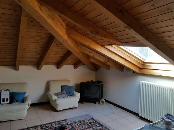 Villa in vendita a Varese, Arredato, con giardino, 530 mq - Foto 45