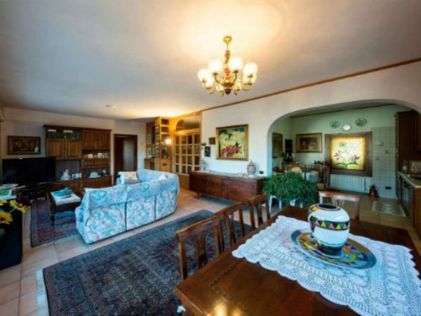 Villa in vendita a Varese, Arredato, con giardino, 530 mq - Foto 73