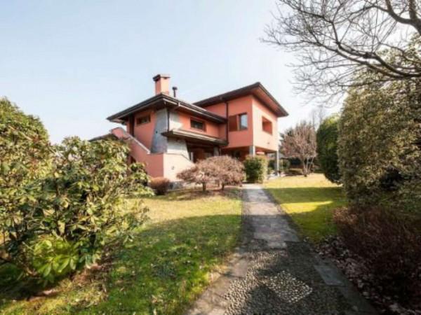 Villa in vendita a Varese, Arredato, con giardino, 530 mq - Foto 94