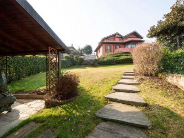 Villa in vendita a Varese, Arredato, con giardino, 530 mq - Foto 78
