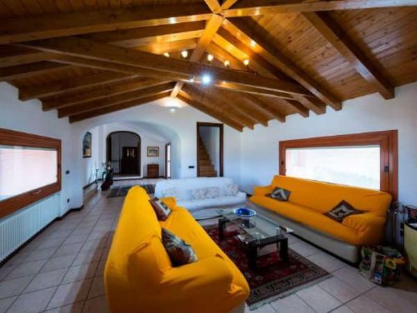 Villa in vendita a Varese, Arredato, con giardino, 530 mq - Foto 88