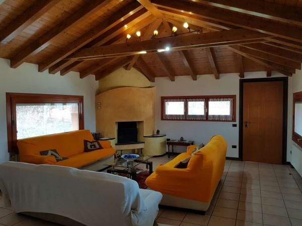 Villa in vendita a Varese, Arredato, con giardino, 530 mq - Foto 52