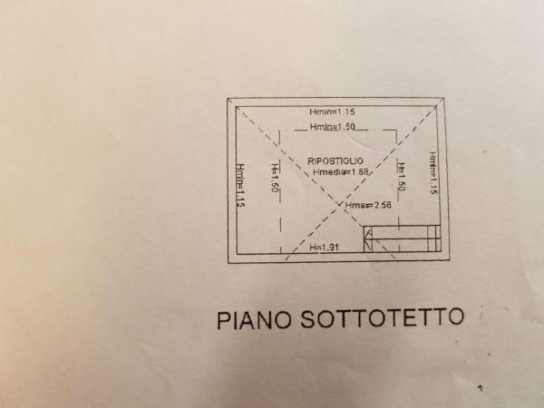 Villa in vendita a Varese, Arredato, con giardino, 530 mq - Foto 11