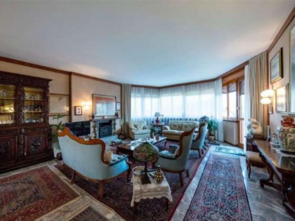 Villa in vendita a Varese, Arredato, con giardino, 530 mq - Foto 74
