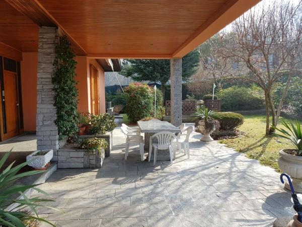 Villa in vendita a Varese, Arredato, con giardino, 530 mq - Foto 53