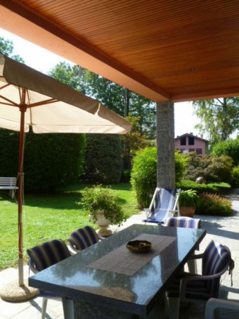 Villa in vendita a Varese, Arredato, con giardino, 530 mq - Foto 20