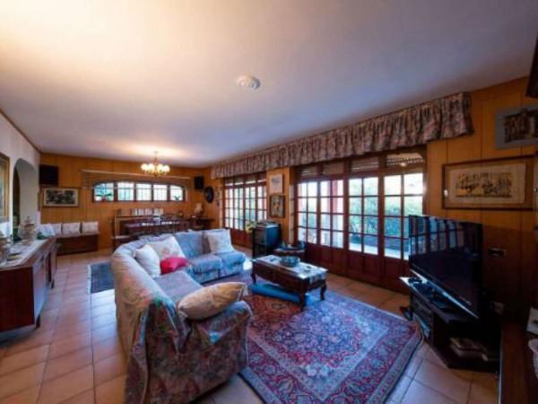 Villa in vendita a Varese, Arredato, con giardino, 530 mq - Foto 71
