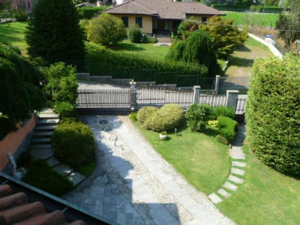 Villa in vendita a Varese, Arredato, con giardino, 530 mq - Foto 68