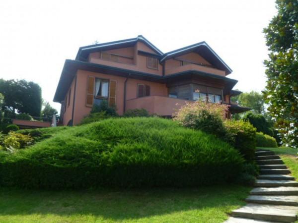 Villa in vendita a Varese, Arredato, con giardino, 530 mq - Foto 65