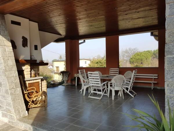 Villa in vendita a Varese, Arredato, con giardino, 530 mq - Foto 44