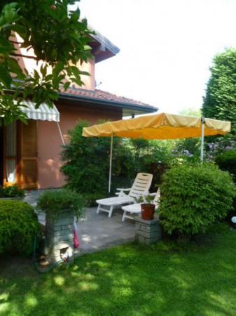 Villa in vendita a Varese, Arredato, con giardino, 530 mq - Foto 12