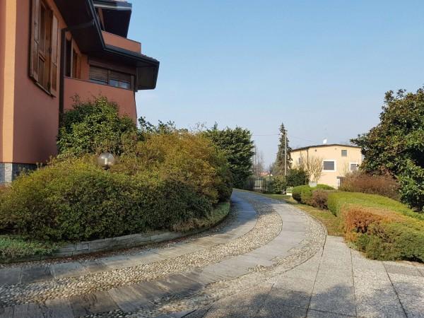 Villa in vendita a Varese, Arredato, con giardino, 530 mq - Foto 38