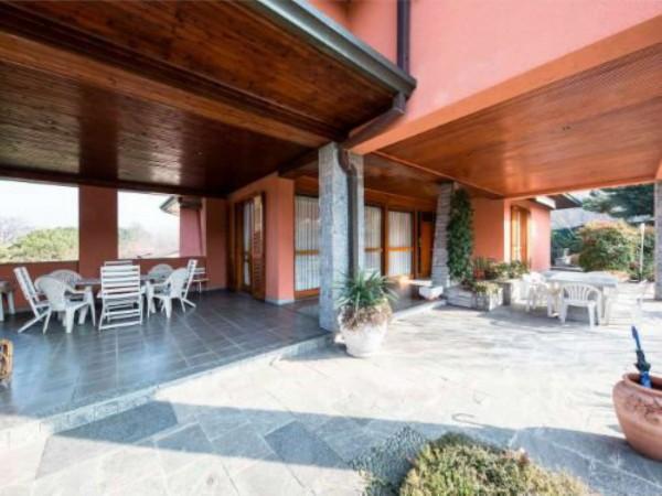 Villa in vendita a Varese, Arredato, con giardino, 530 mq - Foto 77