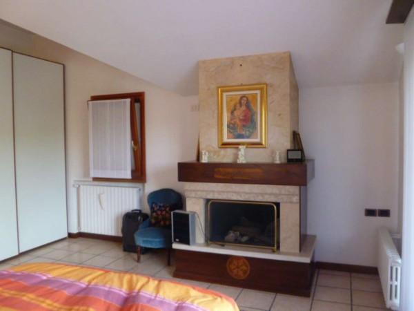 Villa in vendita a Varese, Arredato, con giardino, 530 mq - Foto 62