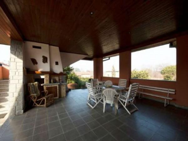 Villa in vendita a Varese, Arredato, con giardino, 530 mq - Foto 69