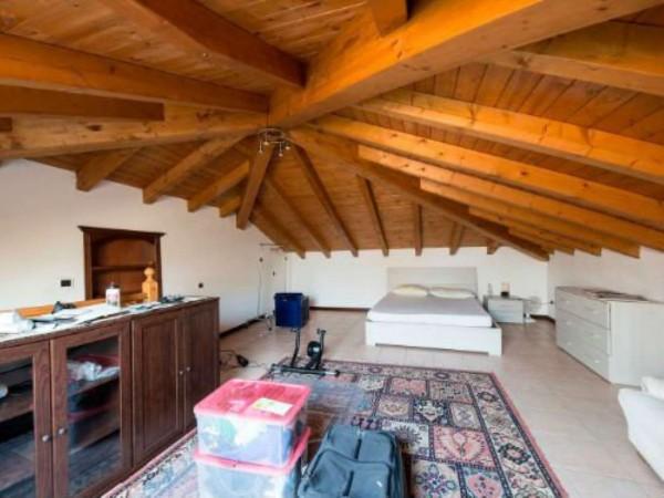 Villa in vendita a Varese, Arredato, con giardino, 530 mq - Foto 85