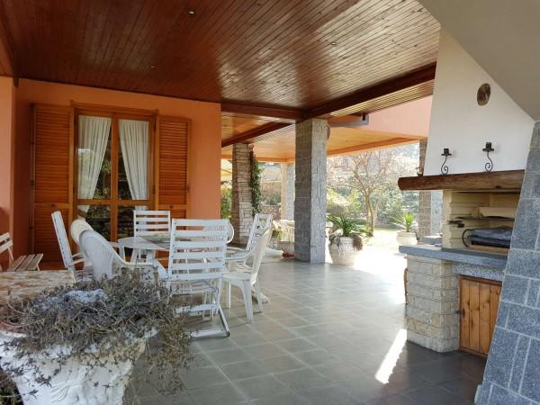 Villa in vendita a Varese, Arredato, con giardino, 530 mq - Foto 42