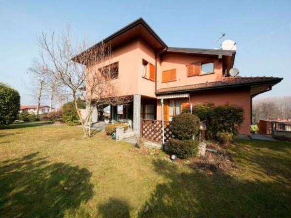 Villa in vendita a Varese, Arredato, con giardino, 530 mq - Foto 82