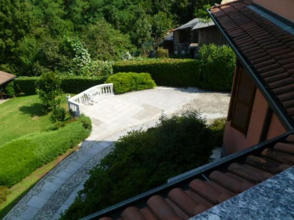 Villa in vendita a Varese, Arredato, con giardino, 530 mq - Foto 70