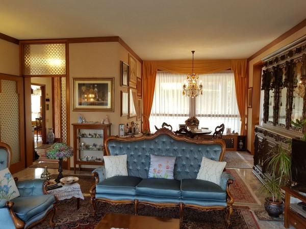 Villa in vendita a Varese, Arredato, con giardino, 530 mq - Foto 61