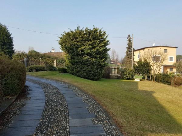 Villa in vendita a Varese, Arredato, con giardino, 530 mq - Foto 41