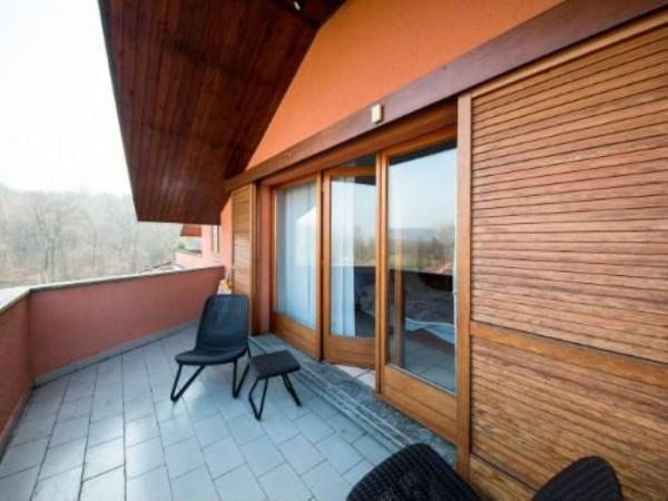 Villa in vendita a Varese, Arredato, con giardino, 530 mq - Foto 79