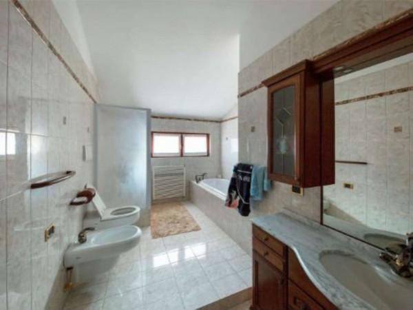 Villa in vendita a Varese, Arredato, con giardino, 530 mq - Foto 92