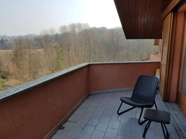Villa in vendita a Varese, Arredato, con giardino, 530 mq - Foto 47