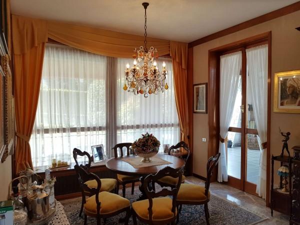 Villa in vendita a Varese, Arredato, con giardino, 530 mq - Foto 59