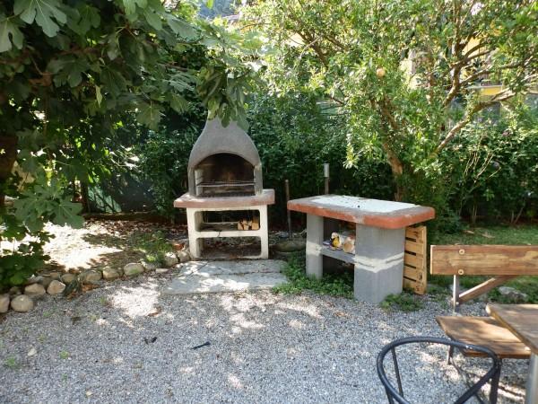 Casa indipendente in vendita a Verano Brianza, Parco Del Lambro, Con giardino, 140 mq - Foto 20