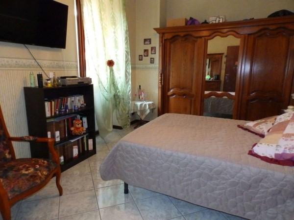 Casa indipendente in vendita a Verano Brianza, Parco Del Lambro, Con giardino, 140 mq - Foto 7