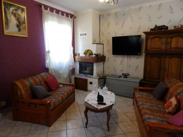 Casa indipendente in vendita a Verano Brianza, Parco Del Lambro, Con giardino, 140 mq - Foto 18